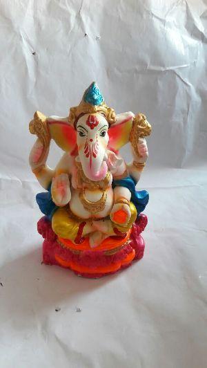Eco Friendly Ganesh Idols 31