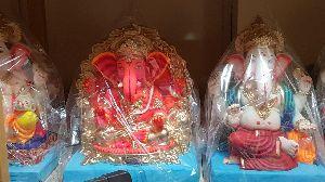 Eco Friendly Ganesh Idols 33