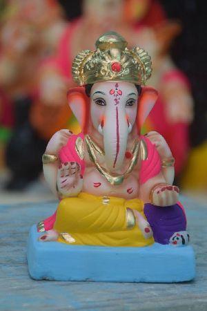 Eco Friendly Ganesh Idols 34