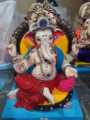 Eco Friendly Ganesh Idols 35