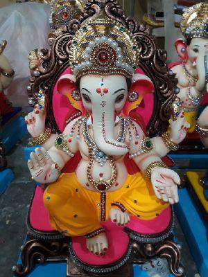 Eco Friendly Ganesh Idols 36