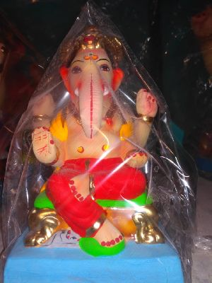 Eco Friendly Ganesh Idols 42