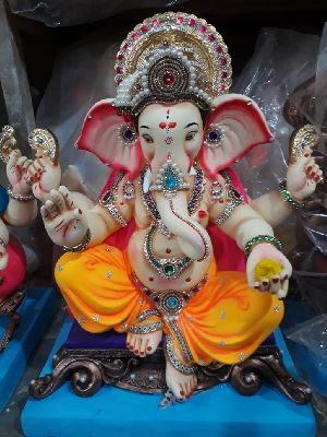 Eco Friendly Ganesh Idols 46