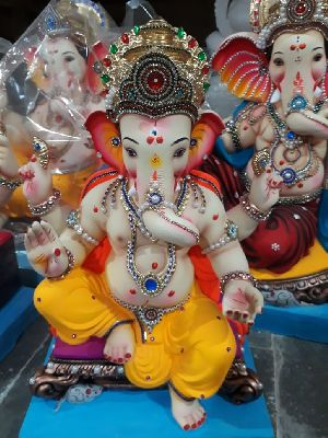 Eco Friendly Ganesh Idols 47