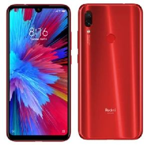 Xiaomi Redmi Note 7 Red Mobile Phone