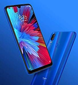 Xiaomi Redmi Note 7 (4/64) Blue Mobile Phone