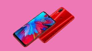 Xiaomi Redmi Note 7 Pro (4/64) Red Mobile Phone