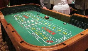 Casino Table Rental Services