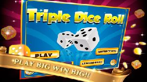 Triple Dice Roller Game