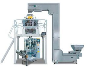 Multihead Weigher Collar Type Packing Machine