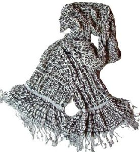 Polyester Woven Scarves