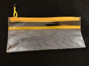 PVC Zipper Pencil Pouch