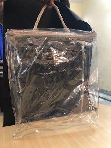 PVC Zipper Pillow Bags