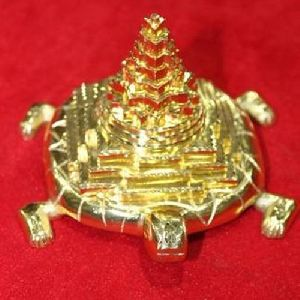 Decorative Brass Tortoise