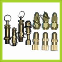 Nozzles And Safety Valves