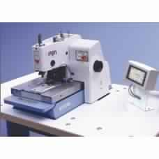Electronic Programable Eyelet Button Hole Machine