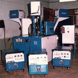 Automatic Mig Welding System For Flex Plate