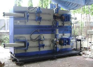 Horizontal Metal Gathering Machine