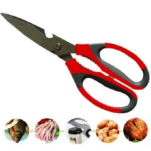 KITCHEN SCISSOR WITH MAGNETIC HOLDER