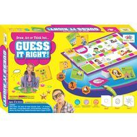 Kids Board Game Guess Paper Toy