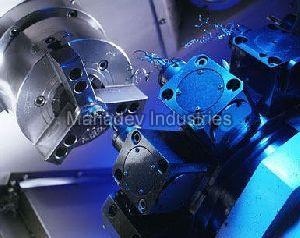 CNC Fixture Job Work