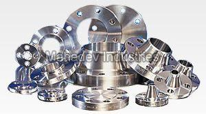 Pipe Flange CNC Job Work