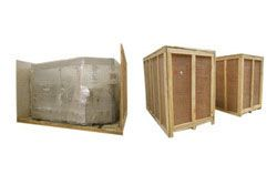 Heavy Machinery Packaging Wooden Box