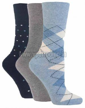Ladies Striped Socks 03