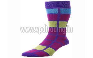 Mens Business Casual Socks 04