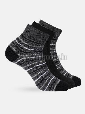Mens Formal Ankle Socks 04