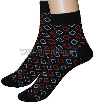 Mens Formal Ankle Socks 06