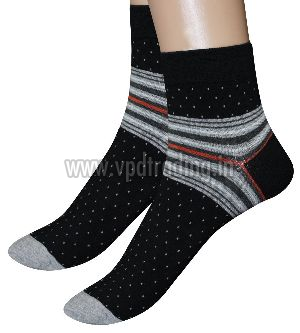 Mens Formal Ankle Socks 07