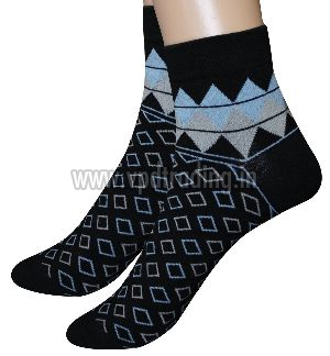 Mens Formal Ankle Socks 08