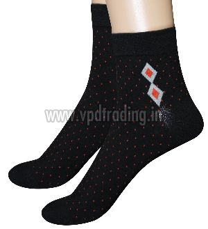 Mens Formal Ankle Socks 09