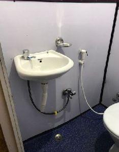 Portable Cabin Toilet