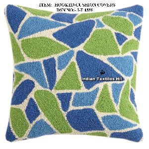 Hooked Cushions Covers