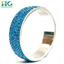 Fashion Jewelry Bangle Woman Metal Ladies Bangle Bracelet