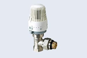 ANGLE THERMOSTATIC RADIATOR VALVE