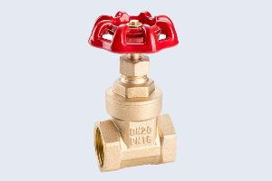 BRASS GATE VALVES FOR WATER