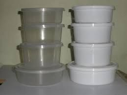 Plastic Dry Fruit Containers