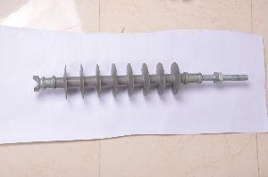 16mm 33KV Composite Polymer Pin Insulator