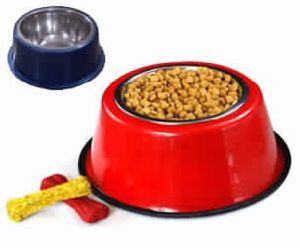 Anti Skid Coloured Detachable Bowls