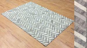 Leather Jacquard Carpets 02
