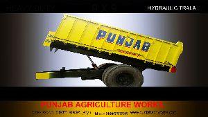 Agricultural Hydraulic Trolley