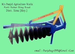 Kaddu Wali Disc Harrow