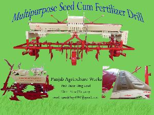 Multipurpose Seed Drills