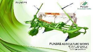 Agricultural Plunder