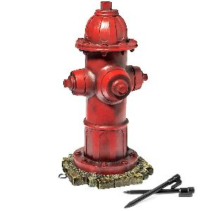 Dog Pee Fire Hydrant