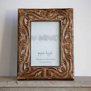 Wooden Photo Frame 02
