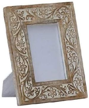 Wooden Photo Frame 08